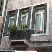 Ограждения для балконов кованые, заказать, Житомир. Кованые декоративные изделия фото