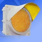 Noname Секция желтая 200 мм Светофор транспортный арт. СцП23365 фото
