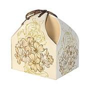 Коробка Сундучок 7,5*6,5см фото