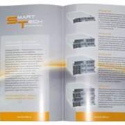 Дизайн корпоративных буклетов, каталогов, плакатов, флаеров и другой полиграфической продукции фото