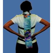 Шунгитовая спинная накладка фото
