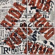 Модульная картина Текст, Дусбург, ван Тео фото