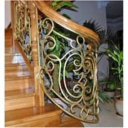 Лестницы деревянные в Астане фото