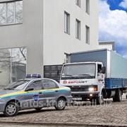 Охрана и сопровождение грузов фото