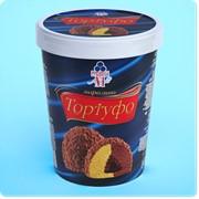 Мороженое в ведерке Тортуфо фото