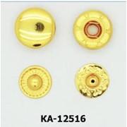 Кнопка Альфа 12,5мм, Код: КА-12516 фото