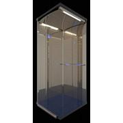 Кабины лифтовые Lux mr фото