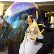 Шоу мыльных пузырей Минск, SUPERSHOW фото