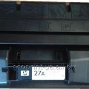 Услуга восстановление картриджа HP LJ C4127A 4000/N/T/TN/4050, Canon LBP 1760 фото