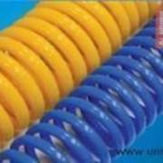 Шланг спиральный Uniflex STPU 4 х 2, 15 м фото