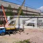Монтаж емкостного оборудования, ГХК-8/1,6-250 и УДХ-10-2,0 фото