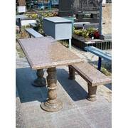 Памятники и украшения надгробные из камня. фото