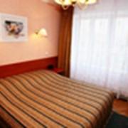 Номер гостиничный Двухместный стандарт фото