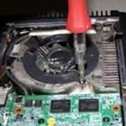 Ремонт системы охлаждения компьютера фото