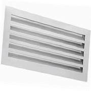 Решетка вентиляционная алюминиевая РАГ 1500х250 фото
