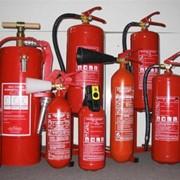 Оборудование противопожарное бортовое фото