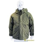 Куртка зимняя US ламинат олива фото