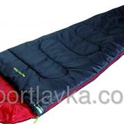 Спальный мешок High Peak Action 250 / +4°C Right Black/red 922757 фото