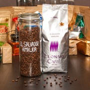 Cafea boabe El Salvador Himalaya фото