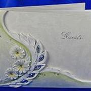 Свадебный альбом для пожеланий 20*25см. 127738 фото