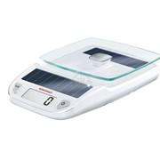Весы электронные кухонные Soehnle Easy Solar, белый фото