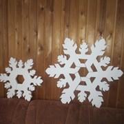 Снежинки в Минске фото