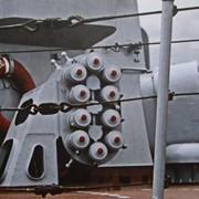 120-мм корабельный комплекс выстреливаемых помех ПК-10 фото