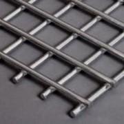 Сетка сварная нержавеющая 20х20 мм проволока 2.5 мм фото