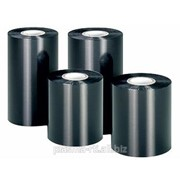Риббон состава WAX-RESIN воско-смоляная основа фото
