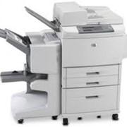 Сканирование и ч\б печать фото