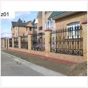 Забор z01 фото