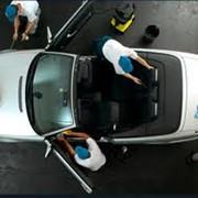 Полировка автомобилей фото