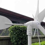 Ветрогенератор 300 Вт 6-лопастной фото