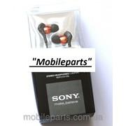 Наушники вакуумные Sony make.believe MDR-EX510SL( gold) фото
