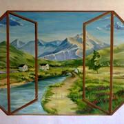 Фреска у вашому домі фото