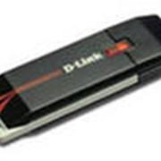Адаптеры беспроводные сетевые D-Link DWA110 фото