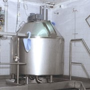 Емкости для молочной промышленности фото