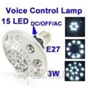Лампочка LED со встроенным аккумулятором фото