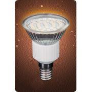 Cветодиодная лампа зеркальная R50 2,5W фото