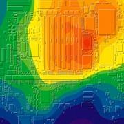 Тепловой анализ печатных плат и электронных устройств фото