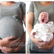 Накладной живот для имитации беременности фото