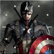 Настенные часы YouClock Мститель фото