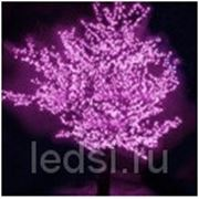 """Светодиодное световое дерево """"Сакура"""", 1728 фото"""