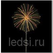 """Светодиодная светодинамическая конструкция """"Фейерверк"""" O 1,2м фото"""