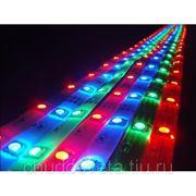 Лента RTW 2-5000E 12V RGB (5060, 150 LED, W) МК фото
