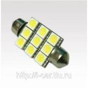 Светодиодная плафонная лампа фото