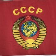 Флаг Герб СССР фото