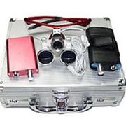 Лупа бинокулярная Optic х2,5-420L-Proff фото