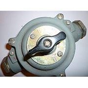 Герметичный пакетный выключатель ГПВ 3-25 фото