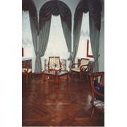 Индивидуальный пошив штор, гардин, ламбрекенов. фото